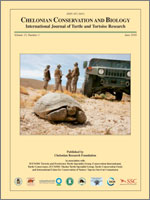 Chelonian Conservation and Biology Volume 15, Issue 1 (June 2016)