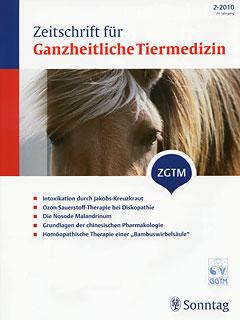 Zeitschrift für Ganzheitliche Tiermedizin - 2010/2