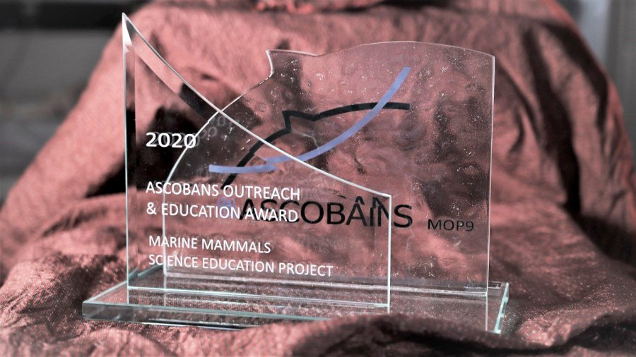 ASCOBANS Outreach and Education Award 2020