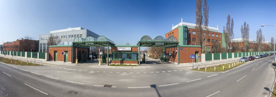 Der Campus der Vetmeduni Vienna befindet sich im 21. Wiener Gemeindebezirk und ist 15 Hektar groß