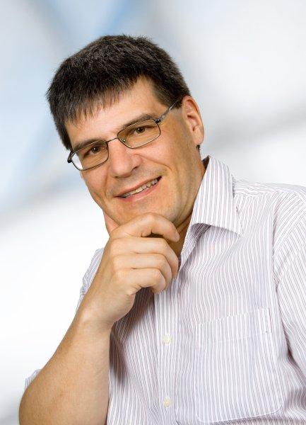 Krebsforscher Richard Moriggl