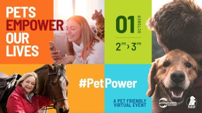 World Animal Day: Celebrate #PetPower