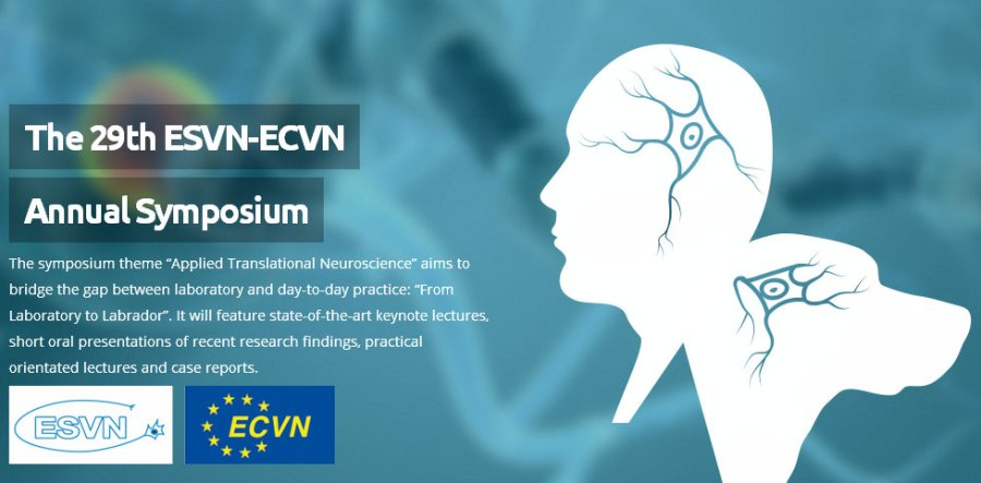29th ESVN Annual Symposium to Showcase Latest Findings on Large Animal Neurology during Residents´ Day