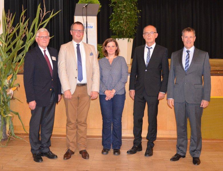 H. Wilhelm Schaumann Stiftung zeichnet beste Dissertationen und Studienleistungen aus