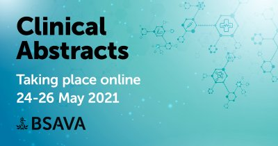 BSAVA Congress 2021 invites you to its free Clinical Abstract Presentations