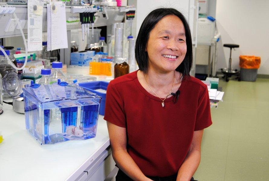 IMP Senior Scientist Elly Tanaka