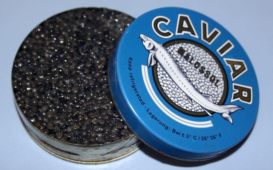 Kaviar ohne gültige Kennzeichnung