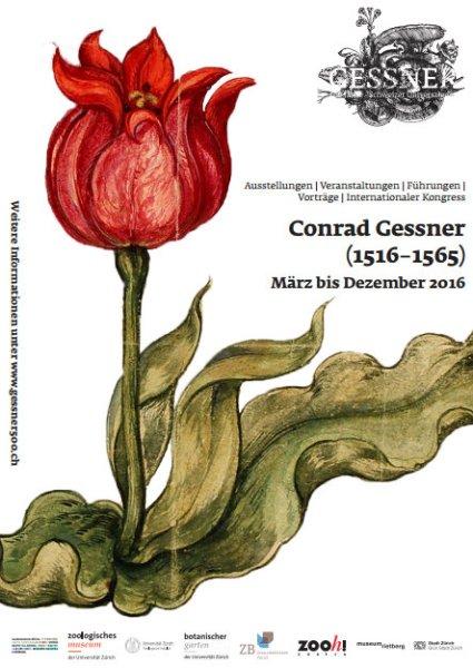Tiere von A bis Z � die Tierbücher Conrad Gessners (1516-1565)'