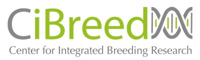Center for Integrated Breeding Research (CiBreed)