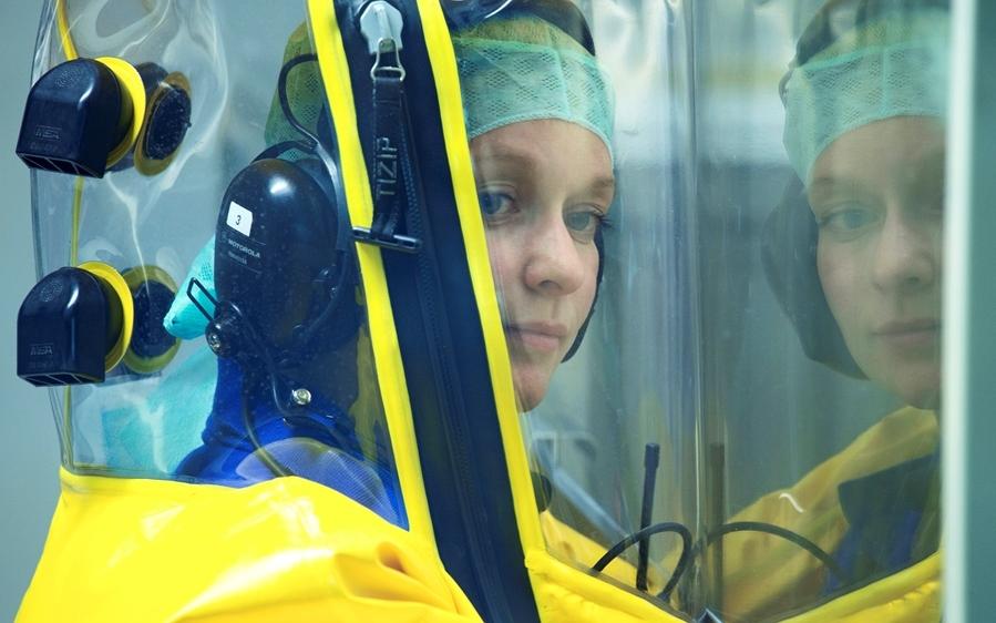 Das Marburger S4-Labor steht bei neu auftretenden Infektionskrankheiten zur Verfügung