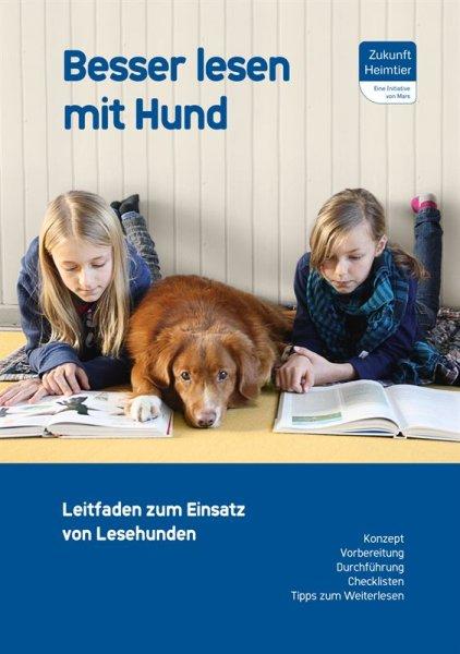 Leitfaden zur Leseförderung mit Hund
