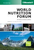 World Nutrition Forum 2008 – Proceedings book