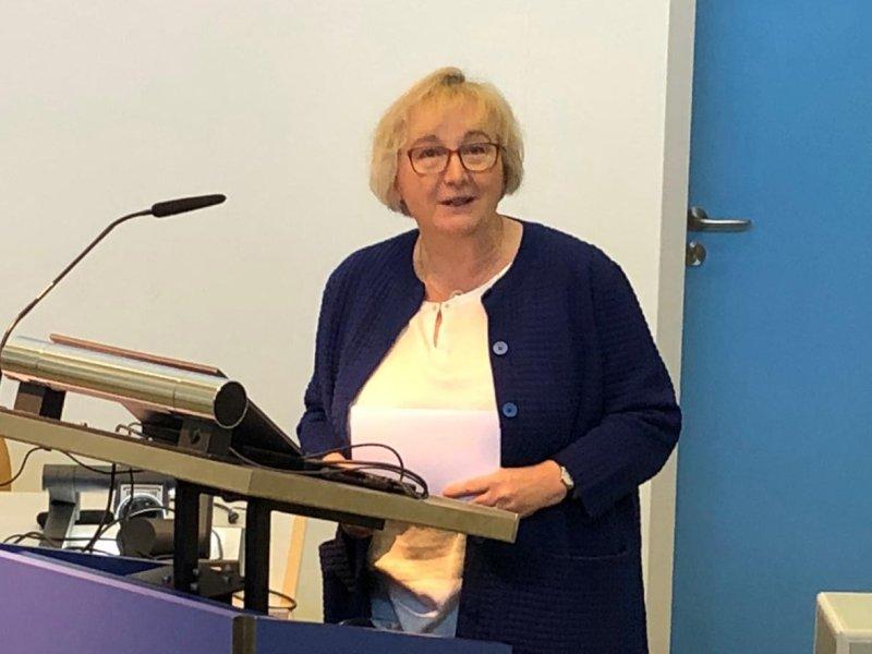 Theresia Bauer, Wissenschaftsministerin des Landes BadenWürttemberg